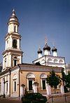 Храм святого Николая Чудотворца в Толмачах