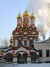 Никольские церкви старой Москвы
