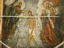 Всенощное бдение в Сретенском монастыре накануне Крещения Господня