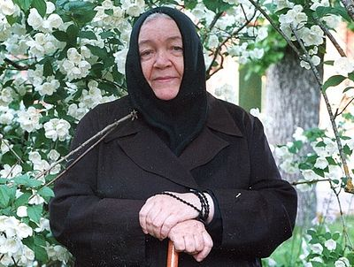 Abbess Barbara of Pukhtitsa Convent Reposes in the Lord