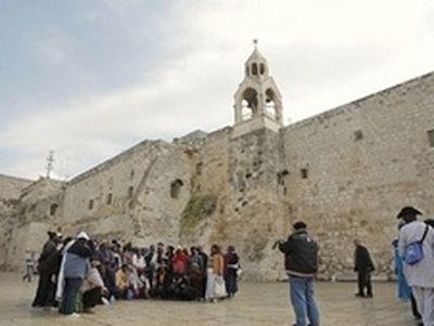 Palestinians Seek World Heritage Status for Church of Nativity