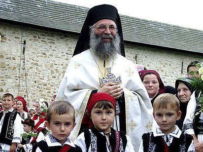 Душепопечители румынского народа