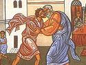 Слово в Неделю о блудном сыне, в день памяти святителей Василия Великого, Григория Богослова и Иоанна Златоустого