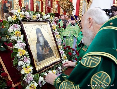 Abbot Boniface (Vinogradsky), founder of St. Panteleimon Monastery, Kiev, canonized
