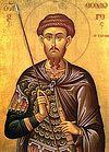 Синаксарь в субботу первой седмицы Великого поста. Великомученика Феодора Тирона