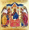 Что должно быть во всяком причастнике Христовых Тайн, приявшем в них Господа; и в ком нет Господа<BR>Слово внеделю первую Великого Поста