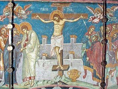 О несении креста и следовании за Христом