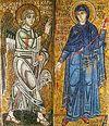 Богослужение в Сретенском монастыре в день празднования Благовещения Пресвятой Богородицы