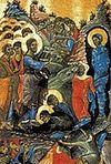 Синаксарь в Лазареву субботу