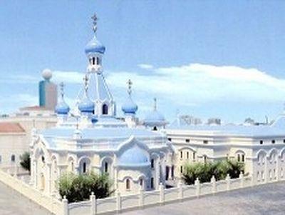 First Russian church built in Arabian Peninsula