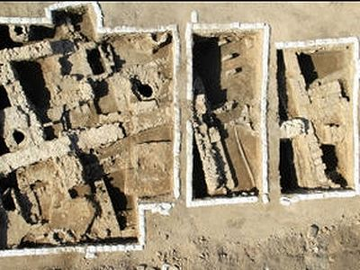 Sixth century Byzantine church unearthed In Acre, Israel