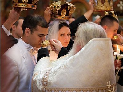 Marriage: The Great Sacrament