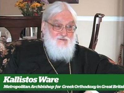 Evangelical magazine interviews Metropolitan Kallistos (Ware)