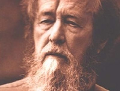 Men Have Forgotten God – Alexander Solzhenitsyn