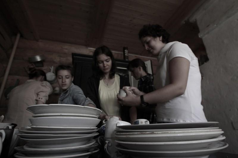 Дежурство по кухне