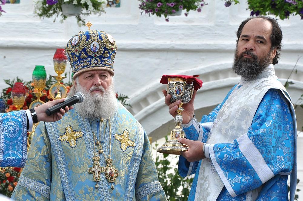 Вынос Святых Даров