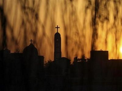 Egyptian churches reject call for massive anti-Israel protest
