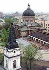 Иоанно-Предтеченский женский монастырь в Москве