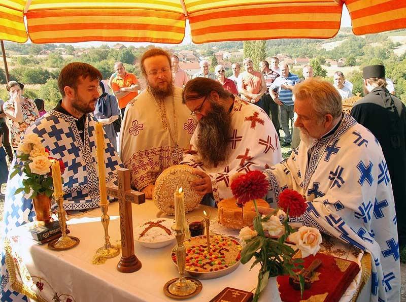 Благословение славского колача