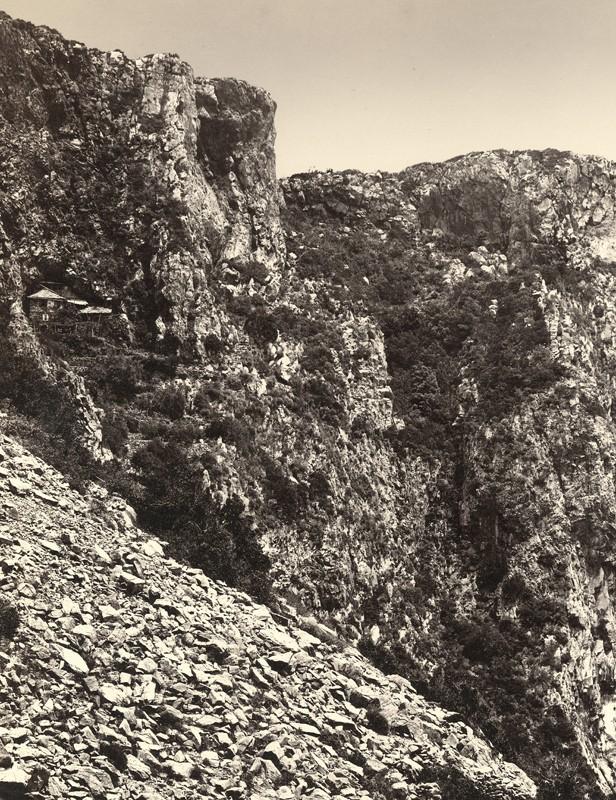 Афонские скалы