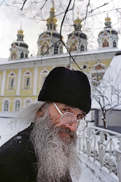 Архимандрит Нафанаил (Поспелов), казначей Псково-Печерского монастыря