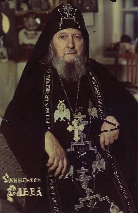 Схиигумен Савва (Остапенко)