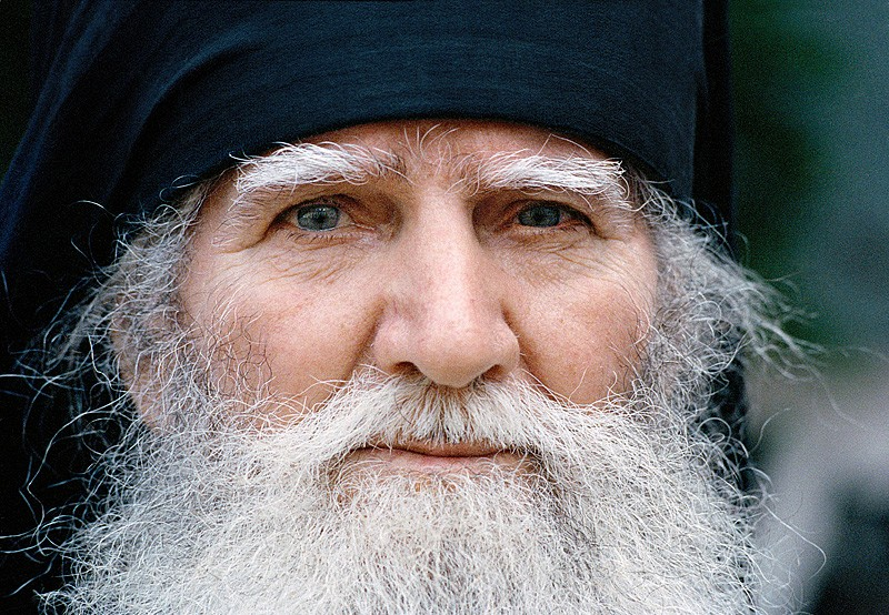 Печерский монах