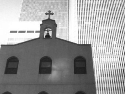 St. Nicholas Greek Orthodox Church To Be Rebuilt At Ground Zero