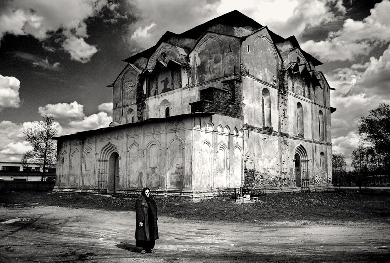 Владимирский Собор Сыркова монастыря