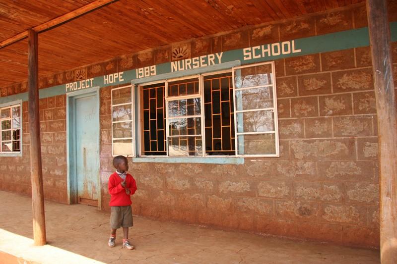 Детский сад и школа при храме святого Никодима