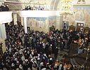Десятки тысяч человек помолились у Пояса Богородицы в Екатеринбурге