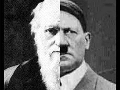Дарвин и Гитлер