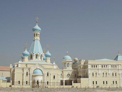 First Orthodox church on Arabian Peninsula built in the UAE