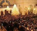 Пояс Пресвятой Богородицы встречают в Самаре