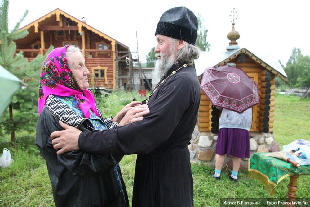 Отец Анатолий