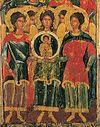 Проповедь в день Архистратига Божия Михаила и прочих небесных Сил бесплотных