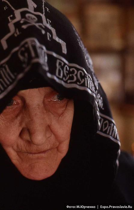 Схимонахиня Варсонофия