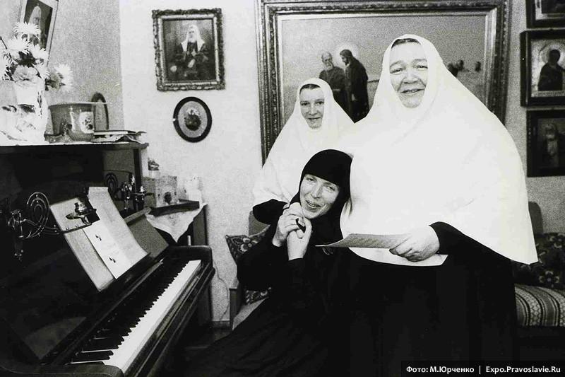 Матушки Георгия и Варвара