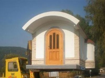 Portable Churches Go On Sale In Serbia