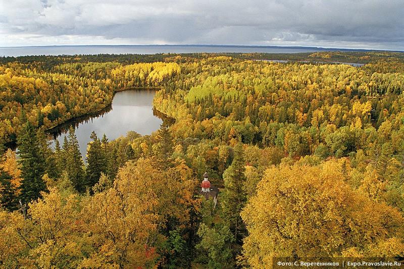 Осень на Анзере