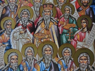 Sermon on the 28th Sunday after Pentecost, Sunday of the Holy Forefathers. On those who were called to the Wedding Feast