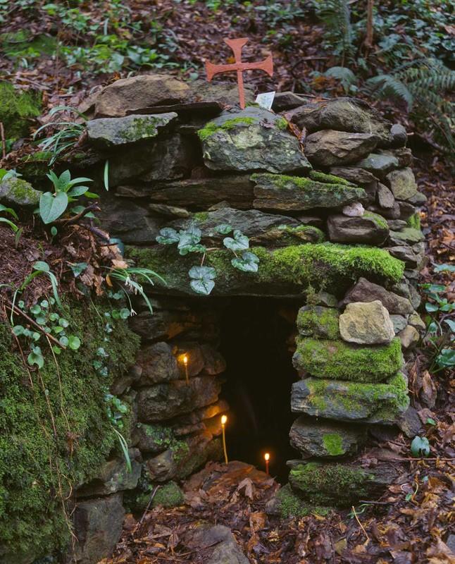 Афонская пещера