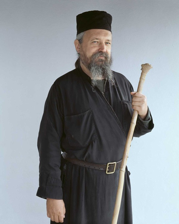 Монах Иосиф, монастырь Дохиар