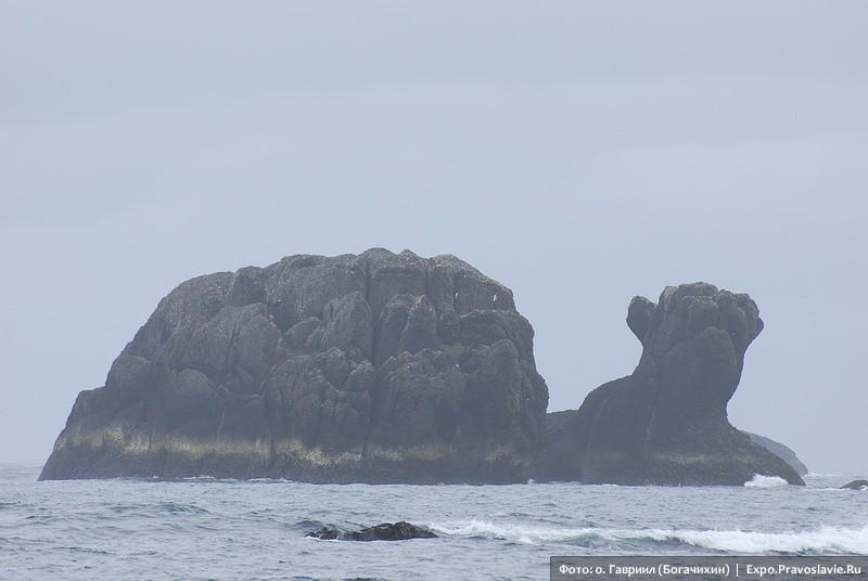 Остров в форме черепахи
