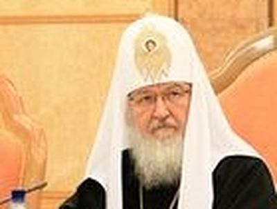Patriarch Kirill asks Greek president to release Vatopedi Monastery superior from custody