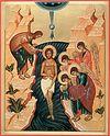 Слово на праздник Крещения Господня. О внутренней крещенской благодати
