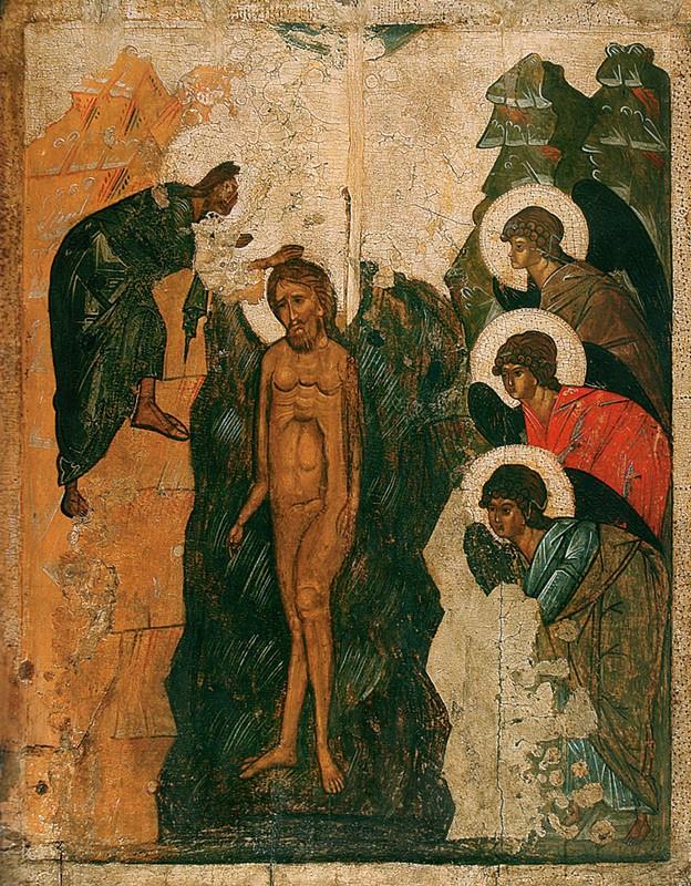 Икона конца XV в., Музей Рублева