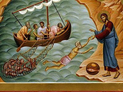 О явлениях Спасителя после Воскресения