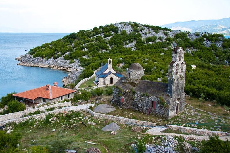 Монастырь Бешка