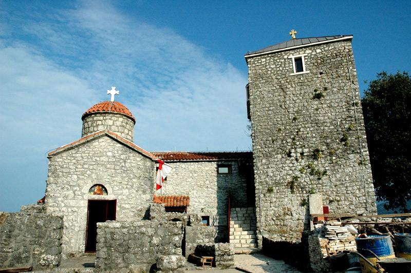 Монастырь Морачик